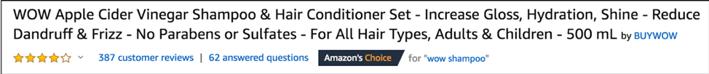 WOW Shampoo Listing Title-1