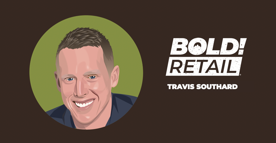 Welcome Travis Southard